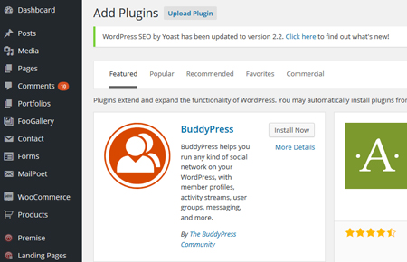 how to download a plugggin to your site wordpress